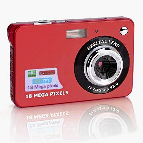Mini cámara digital stoga c3 cámara compacta 2.7 pulgadas tft lcd hd