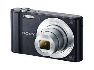 Cámara de fotos compacta Sony