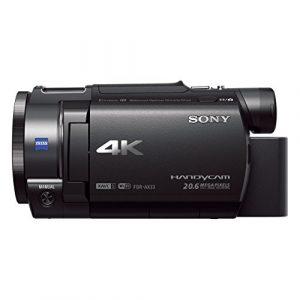 Handycam fdr-ax33 4kuhd