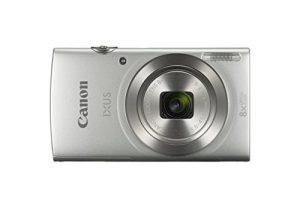 Digital ixus 185 cámara compacta 20mp 1/2.3″ ccd 5152 x 3864pixeles plata