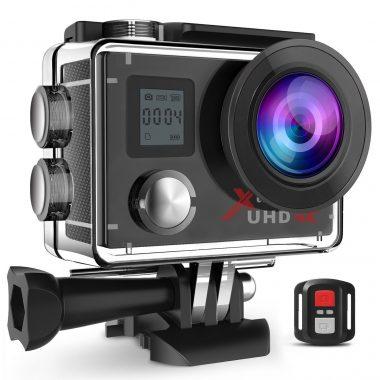 Comparativa de cámaras de fotos subacuáticas