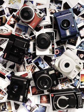 La magia de las cámaras instantáneas ¡Haz una foto e imprime!
